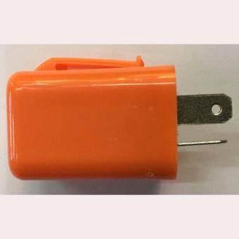 รีเลย์ไฟเลี้ยวปรับระดับสีส้ม - 3