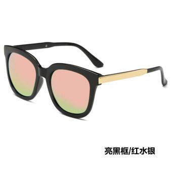 หญิงรุ่นดาวย้อนยุคแว่นตากันแดดแว่นตากันแดด