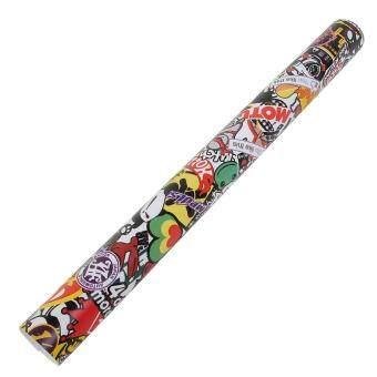 PVC Sticker Bomb Scrawl Sheet 30 x 20 Inc
