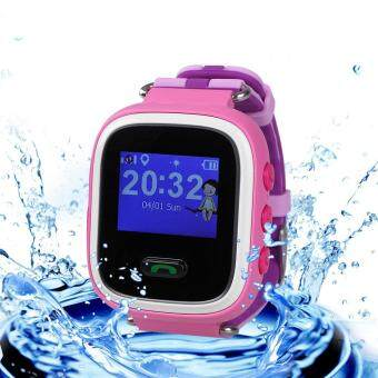 Q60 0.99 Inch Smart Watches Tracker Kids Child for Android iOSiPhone - intl