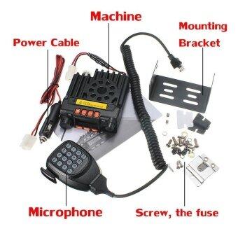 RHS QYT KT 8900 136-174/400-480MHz Dual Band 25W Mini Mobile RadioTransceiver - intl - 2