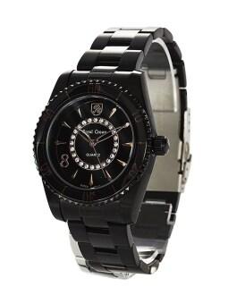 ราคา Royal Crown นาฬิกาผู้ชาย สายสแตนเลส รุ่น 6311M- Black