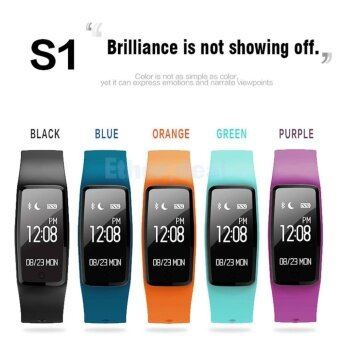 S1 FITNESS ACTIVITY TRACKER SMART HEALTH SPORTS WATCH FOR ANDROID IPHONE 152671908272 - intl