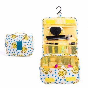 กระเป๋าแบ่งของ กระเป๋าจัดระเบียบ - 2-สีเหลืองสไมล์
