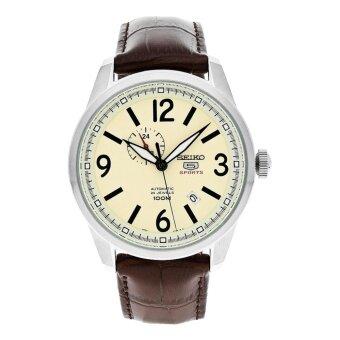 2561 Seiko 5 Sports นาฬิกาผู้ชาย Automatic 24 Jewels SSA295K1
