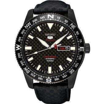 ราคา SEIKO 5 Sports Automatic SRP719K1 black kevlar Limited Edition