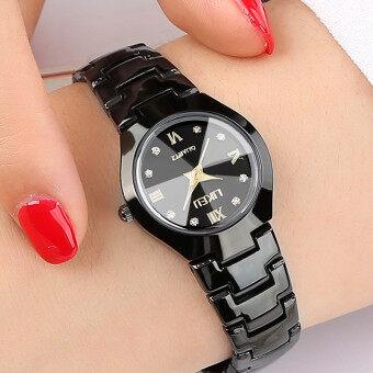นาฬิกาคู่รักกันน้ำระบบควอซ์ สไตล์เกาหลี