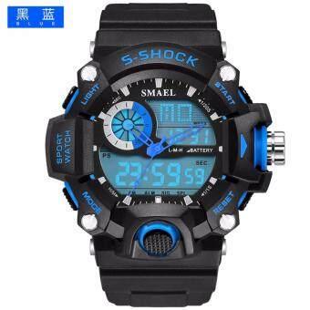 ราคา SMAEL SSHOCK SL1385 WATCH นาฬิกาข้อมูลกันน้ำ