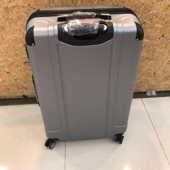 SMART POLO กระเป๋าเดินทางล้อลาก 4 ล้อ ขนาด 20นิ้ว รุ่น168 - วัสดุABS+ PC100% - 4