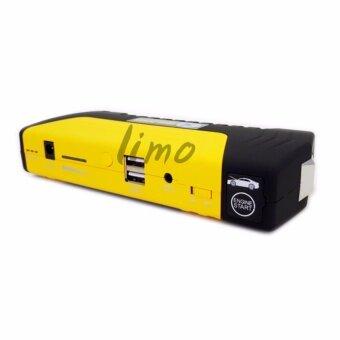 อุปกรณ์ชาร์จแบตเตอรี่ แบตเตอรี่สำรอง อุปกรณ์ชาร์ทไฟฉุกเฉิน เครื่องชาร์ทแบตเตอรี่แบบพกพา จั๊มสตาร์ทรถยนต์ ต่อพ่วงแบตเตอรี่ พาวเวอร์แบงค์ ชาร์ตมือถือ Smartphone โน๊ตบุ๊ค Notebook + ปั๊มเติมลมฉุกเฉิน กล่องที่ควรมีติดรถยนต์ของคุณ Jump Starter Power Bank รูบที่ 3