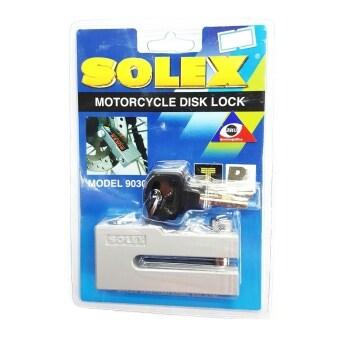 SOLEX กุญแจ ล็อคดิส มอเตอร์ไซค์ รุ่น 9030 (image 1)