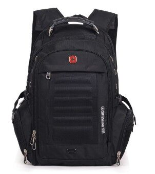 Harga Swiss Gear Backpack 1419# Big Size (Black)