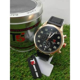 """ประเทศไทย นาฬิกาแฟชั่น T5 """"T017"""" P and P Fashion รับประกันสินค้าจากศูนย์,พร้อมกล่อง"""