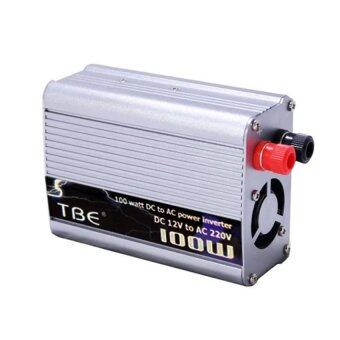 Tbe Inverter 100 Watt with Special 1 USB (Silver)