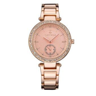Timothy Stone Women's ELLE-STAINLESS Rose Gold-Tone Watch - intl