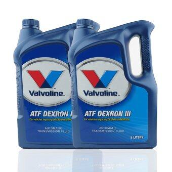 VALVOLINE น้ำมันเกียร์ออโต้ ATF DEXRON III/ MERCON 5 ลิตร (2แกลลอน)