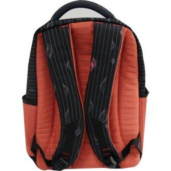 Van Burgh กระเป๋าเป้ กระเป๋าสะพายหลัง กระเป๋าเป้เดินทาง กระเป๋าโน๊ตบุ๊ค 18 นิ้ว รุ่น FEINIAO - A (สีดำ) - 4