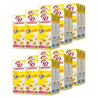 ขายยกลัง! VITAMILK J SOYMILK 250 ML. x 6 PCS. (TOTAL 6 PACKS = 36PCS.) - 2