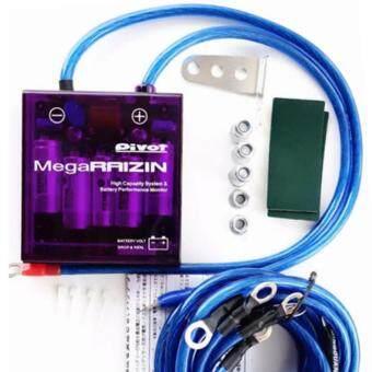 กล่องบาลานซ์ไฟ โวลท์ สเตบิไลเซอร์ กล่อง VOLT RAIZIN Raizin Volt stabilizer