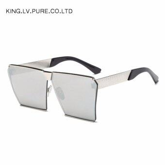 Women Sunglasses Unique Oversize Shield UV400 Gradient Vintage\nEyeglasses Frames for Women - intl