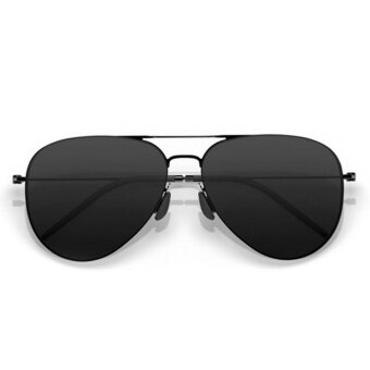 ceb723cd002 ส่วนเกิน Mens Oversized Sunglasses Matte Black Rubberized Polarized ...